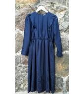 Belle Cecilia Sinine nööpidega kleit