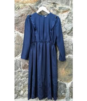 Belle Cecilia Sinine n??pidega kleit
